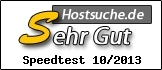 Hostsuche Speed 10/2013